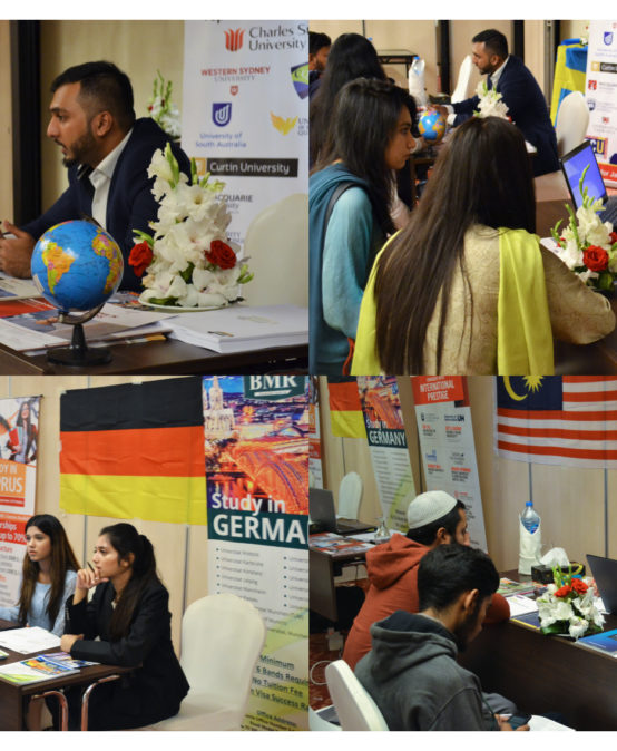 Study Abroad Expo 2018